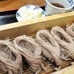 100506017 - へぎ蕎麦(一人前:五巻)