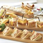 グランジュール - おすすめサンドイッチ