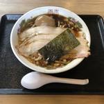 橋立 くじからラーメン - 味玉くじからラーメン 750円