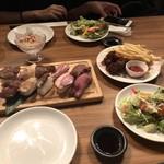 100508854 - 肉寿司食べ放題コース
