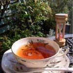 イングリッシュガーデン・ローズカフェ - ローズ紅茶