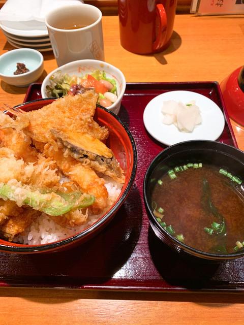 天ぷら 左 膳