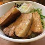100513407 - トロ肉丼