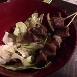 焼鳥 弁慶 - 砂ズリ