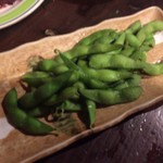焼鳥 弁慶 - 枝豆