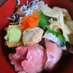 100515485 - 海鮮丼