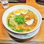 池田麺彩 - 味噌ラーメン