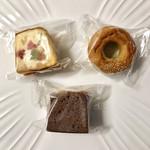 カシ キチ - 焼菓子3種