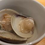 100516977 - 桑名蛤の酒蒸し