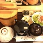 うなぎ茂田 - 料理写真:ひつまぶし膳