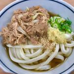 さぬきうどん香川 - 料理写真: