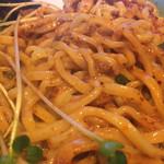担々麺 辣椒漢 - この麺はなかなか美味しい