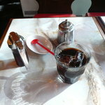 なぎ食堂 - アイスコーヒー