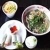 Betonamuresutoranfodoragon - 料理写真:春巻きセット