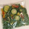 ピカール - 料理写真:200gが3袋入り パプリカ少なくインゲンが多い