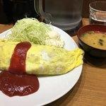 キッチン たか - オムライス  950円