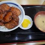 ぶた丼のとん田 - ヒレぶた丼