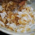 ぶた丼のとん田 - 北海道のお米が美味しい