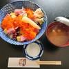 おかめ鮨 - 料理写真:あられ丼ランチ