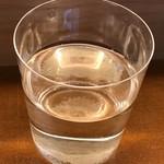 銀座 八五 - 加賀の水出しほうじ茶