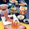 北海道かに将軍 - 料理写真:かにしゃぶしゃぶ祭り 根室