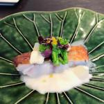 100530998 - 魚料理