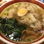 広州市場 - 広州市場五反田本店(広州雲呑麺)