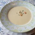 モンパリ - 料理写真:ポタージュスープ