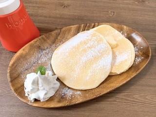 カフェ リンクス - リコッタパンケーキ