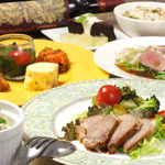 AGRI - コース料理