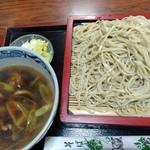 瀧乃家 - 料理写真:鴨せいろ