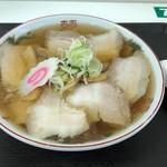 老麺 まるや - チャーシューメン900円