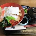 100538741 - 海鮮丼