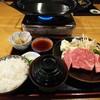 もみの木 - 料理写真:飛騨牛ロース定食 2,800円