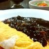 Haikaratei - 料理写真:スパイシー黒オムカレー