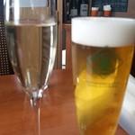 100539072 - スプリッツァと生ビール