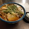 Daimaru - 料理写真:山菜そば~☆