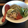 汁なし麺専門店 メンデザイン - 料理写真:イカスミとトマトの油そば  900円