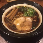 100543368 - 大阪ブラック(太麺)(¥720)