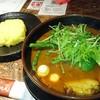 ラマイ - 料理写真:ヤサイ(普通盛り)とライスS