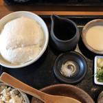 100544222 - たっぷり  寄せ豆腐