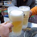 ニューワンちゃん - 生ビール