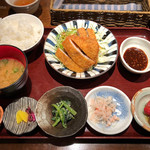 いっ献 - 日替わり定食(850円)