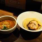 100546380 - 豚骨魚介つけ麺
