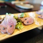 徳山鮓 - 焼き鴨