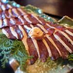 徳山鮓 - 鴨鍋のお肉!