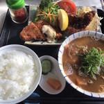米常 - 豚汁定食