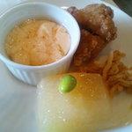 リストランテ ロッポ - どれも優しいお味です♪