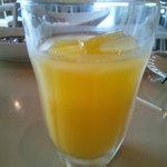 リストランテ ロッポ - 100%オレンジジュース