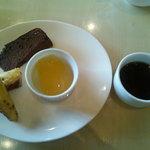 リストランテ ロッポ - デザートとコーヒー